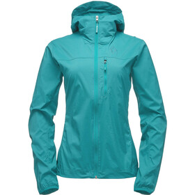Black Diamond Alpine Start Hoody Dame evergreen